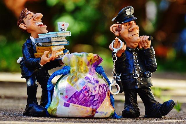 policejní pouta